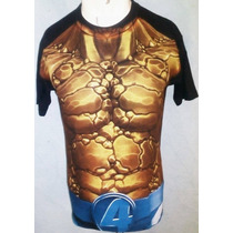 Playera La Mole, Los 4 Fantasticos, Marvel Comics!!!!