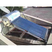 Calentador Solar 3pers 100% Acero Inoxidable 1a Calidad