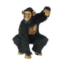 Disfraz De Chimpance, Gorila Para Adultos, Envio Gratis