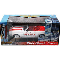 Greenlight Camaro Ss 69 Chevrolet 1/24 Pacer Car 500 Millas