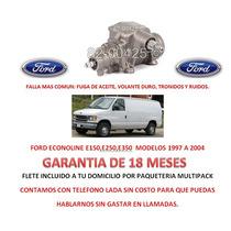 Caja Sinfin Direccion Hidraulica Ford Econoline E150,250 Omm