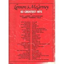 Lennon & Mccartney 60 Greatest Hits. (fdp)