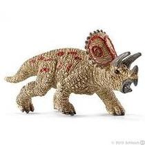 Schleich - Dinosaurios 14534-mini Triceratops