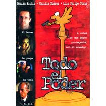 Dvd Todo El Poder ( 1999 ) - Fernando Sariñana / Demian Bich
