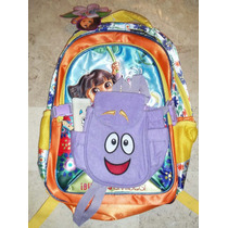 Backpack Mochila Lonchera Dora La Exploradora