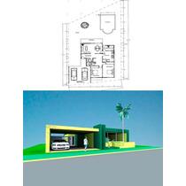 Planos De Casas Tipo Medio Listos Para Construir