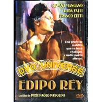 Cine De Arte: Edipo Rey (1967) Dir. Pier Paolo Pasolini