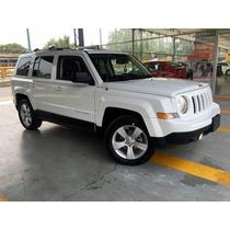 Jeep Patriot Limited Cvt Q/c 2014