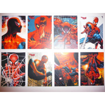 Spider-man Archives 2009 72 Cartas Completa Scifihobby