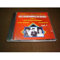 Los Churumbeles De España-cd Album-el Berebito Vol 2 Dmh
