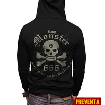 Sudadera King Monster Logo