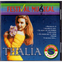 Cd De Thalia: Festival Musical 2003