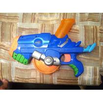 Nerf Pistola Lanza Bolas