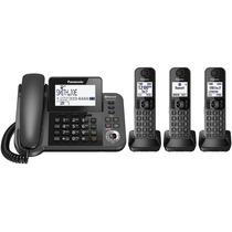 Telefono Panasonic Kx-tgf382m Dect 2-auricular Teléfono Fijo