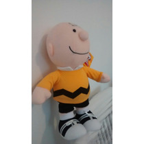 Charly Brown Original Snoopy Peluche
