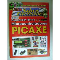 Libro Clubse No. 79 Programación Fácil De Microcont Picaxe
