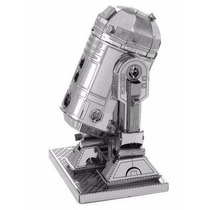 Rompecabezas Nano 3d Metálico Star Wars R2d2