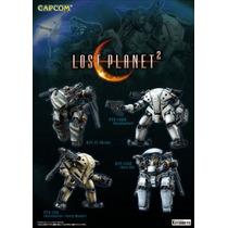 Figura Lost Planet 2 Gtf-11 Ptx-140 Kotobukiya Robot Cap Vv4
