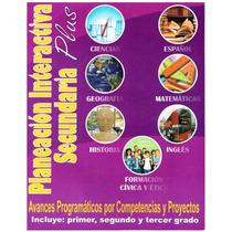 Planeacion Secundaria Por Competencias Y Proyectos 2012