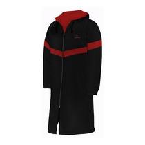 Parka Adulto Negro/rojo Shibro Talla Xg 02-601002