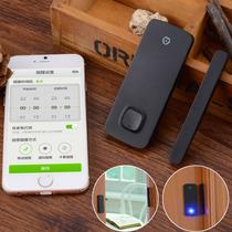 Alarma Antirrobo C Wi-fi 2 Usb Magnética E Inteligente