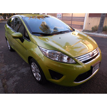 Ford Fiesta Se Fiesta 2012 Se 1.6 4 Cyl Ford Fiesta Sedan