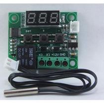 Controlador Mini De Temperatura W1209 Pic Master Arduino