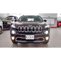 Cherokee Limited Premium 2015 Impecable (crédito A 60 Meses)