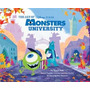 Libro De Arte The Art Of Monsters University Disney Pixar