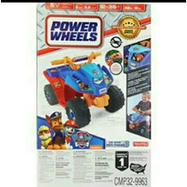 Carro Electrico Para Niño Power Wheels Nuevo