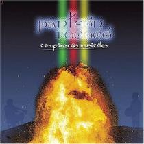 Panteón Rococó: Compañeros Musicales. Cd Seminuevo !!!