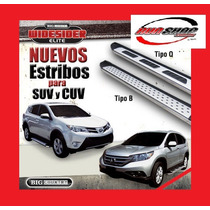 Estribos Widesider Elite Suv Y Cuv Tipo Q Ford Escape 13