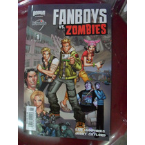 Fanboys Vs Zombies #1 Y 2 N Español Nvio Grats Edit. Kamite