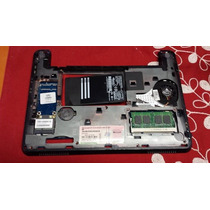 Carcaza Inferior De Minilap Compaq Cq10-420