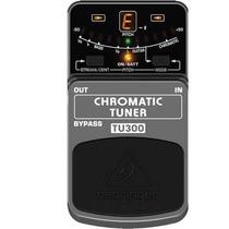 Afinador Behringer Cromatico Tu300 Guitarra Bajo