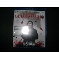 El Cuervo Guia Para Un Asesino The Raven Blu Ray John Cusack