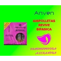 Ampolleta Bifasica Anven Revive 20ml C/10pz