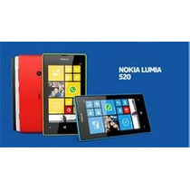 Nokia Lumia 520 Telcel Wi-fi 5mpx 8gb Smartphone Windows 3g