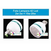 Lampara Foco Led 3 Watts Luz Blanca 30000 Horas V120
