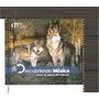 2012 Fauna Peligro De Extinción Lobo Mexicano Sello Nuevo