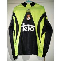 Jersey Real Madrid Adidas Portero Iker Casillas Debut 1999