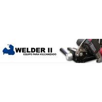Equipo Welder Para Vulcanizado De Lonas, Pvc, Etc.