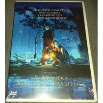Dvd El Mundo Mágico De Terabithia Con Josh Hutcherson