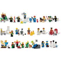 Lego Set De Minifiguras De La Comunidad 9348
