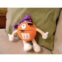 M&m Naranja Pirata Peluche