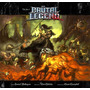 Libro De Arte The Art Of Brutal Legend De Coleccion!!