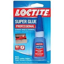 Loctite 1365882 20-gram Botella Líquido Profesional Super Gl