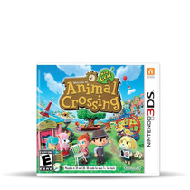 Animal Crossing New Leaf Para 3ds. Sólo En Gamers
