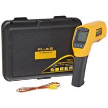 Termometro Fluke- 566 Infrarrojo Digital Con Apuntador Laser