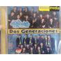 Cd Banda El Recodo Los Recoditos 2 Generaciones Selladonuevo